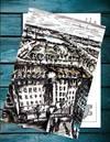 «Нарисованный Питер» набор почтовых открыток