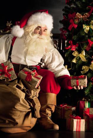 Долгожданный Санта