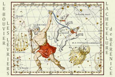 Звездный атлас