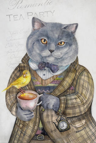 Джентльмен с чаем
