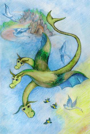 Змей Горыныч. Мир русских сказок