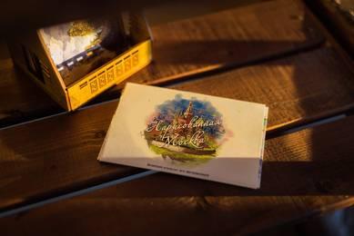 «Нарисованная Москва» набор почтовых открыток