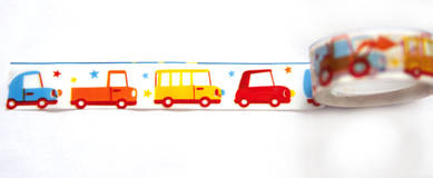 Скотч «Желтый автобус»